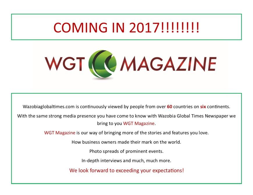 WGT Magazine ad