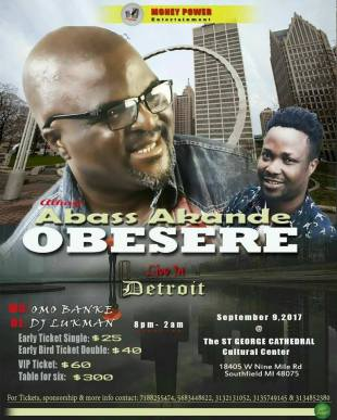obesere flyer