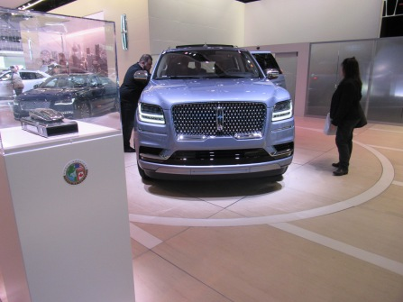 Lincoln Navigator - 2018 Truck of the Year