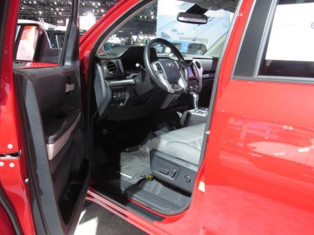 Toyota Tundre Interior