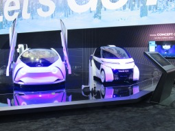 Toyota Concept Cars