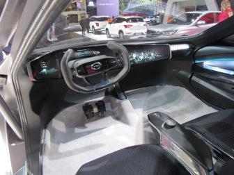 GAC Enverge Concept Car Interior