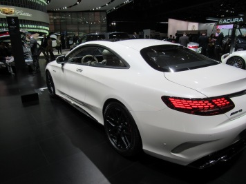 Mercedes-Benz AMG S Coupe