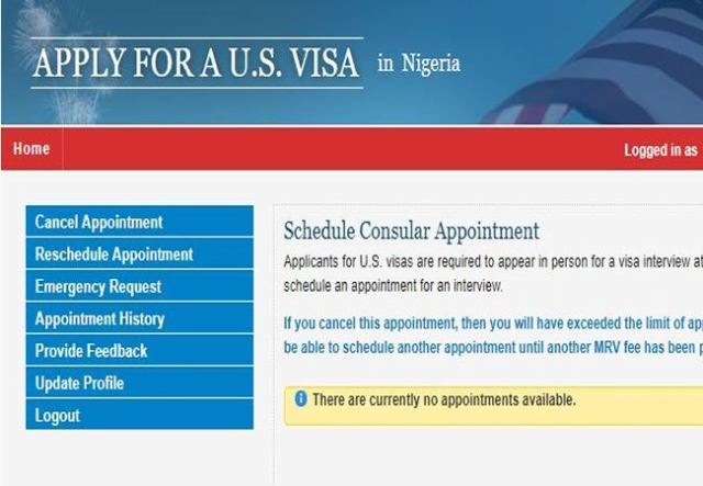 US Increases Tourism Visa Cost to N99, 900 for Nigerians
